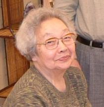 Mrs Chiyoko Yamaguchi