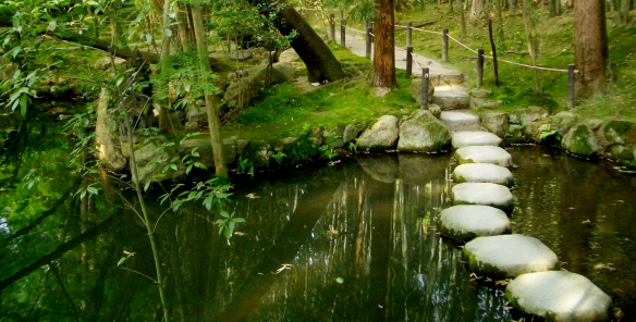 Japanese Water Garden (Jikiden Reiki trip to Japan)