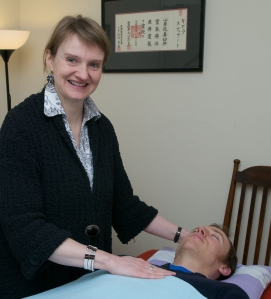 The length and frequency of Reiki treatment depends on your condition
