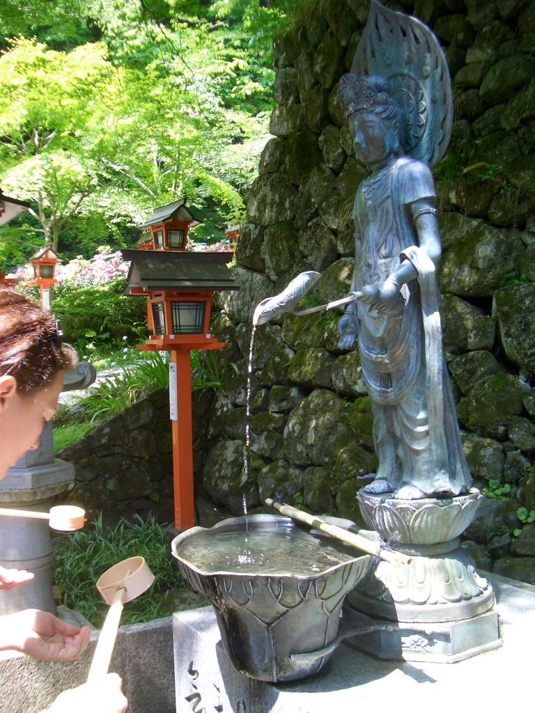 Reiki trip to Japan